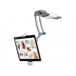 2in 1 Kitchen Desktop Tablet Stand Wall Mount