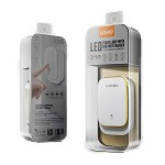 LDNIO 3USB Wall Charger with LED Night Lamp