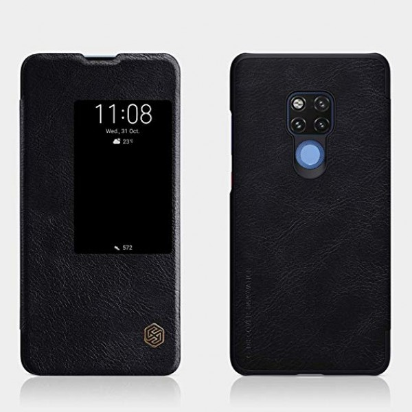 nillkin mate 20 x leather