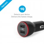 PowerDrive 2 Ports & 3ft Micro USB to USB Cable